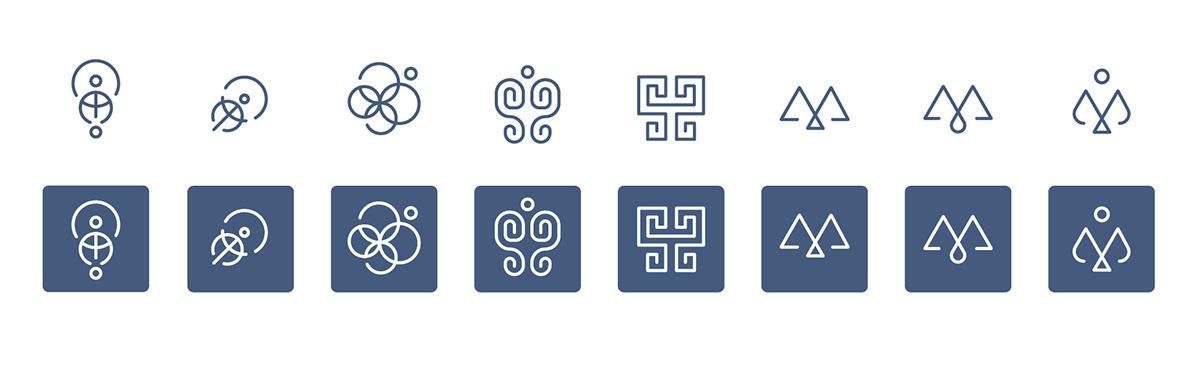 branding  Icondesign ILLUSTRATION  logoanimation logodesign motiondesign