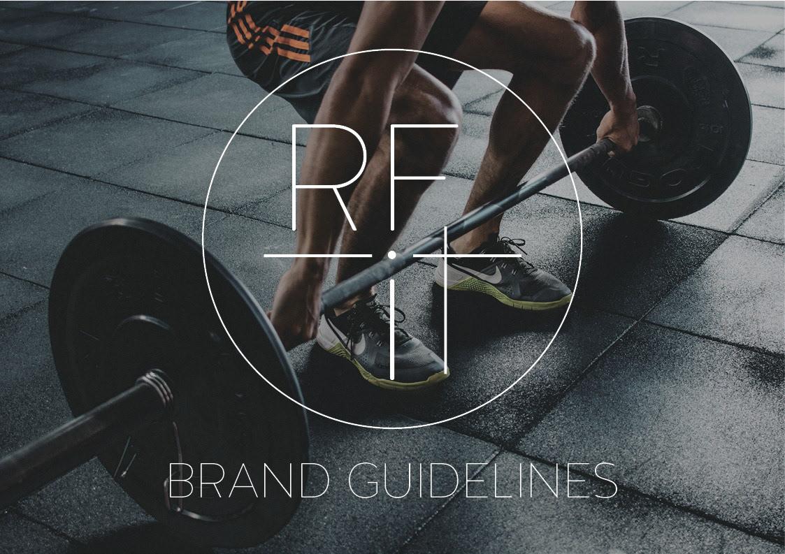 brand logo branding  Diversity fitness guidelines strength