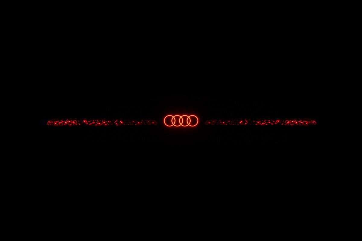 a6 Audi car carphotography concept electric german lighting professional studio