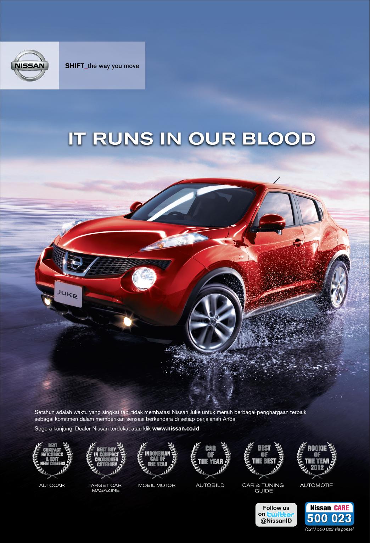 Print Ad Automotive On Behance