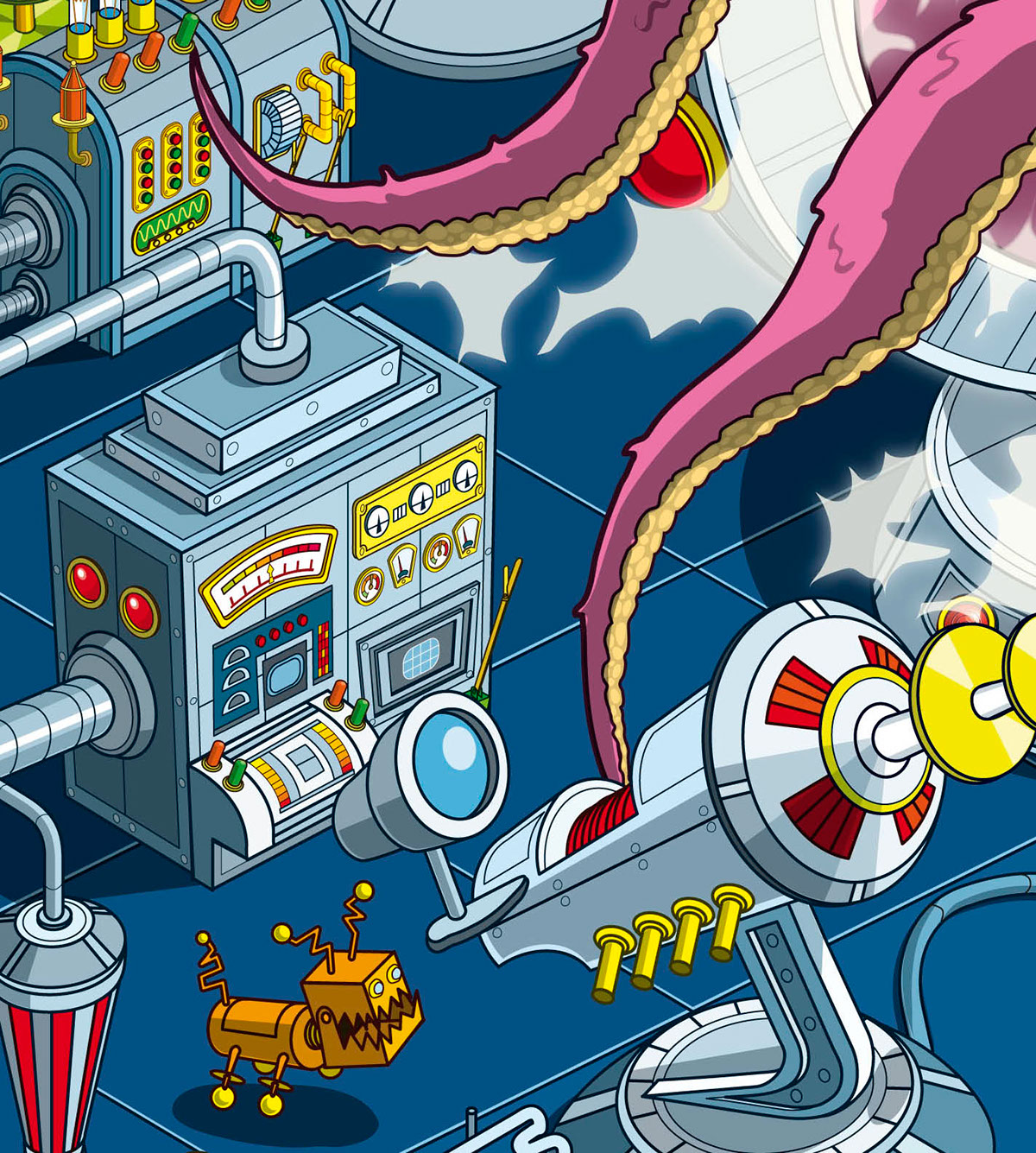Dexter's Laboratory For Cartoon Network's 20th Birthday On