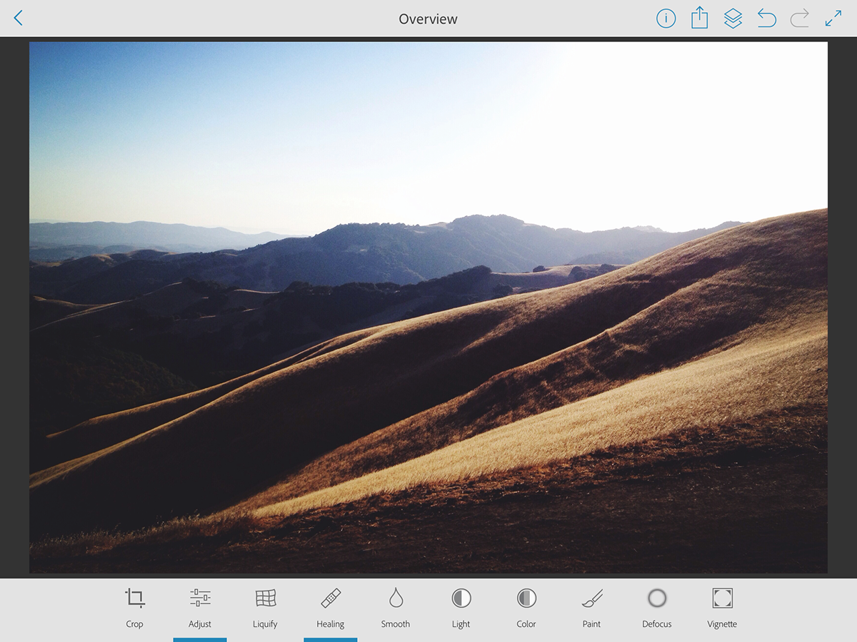 Adobe Photoshop Fix on Behance