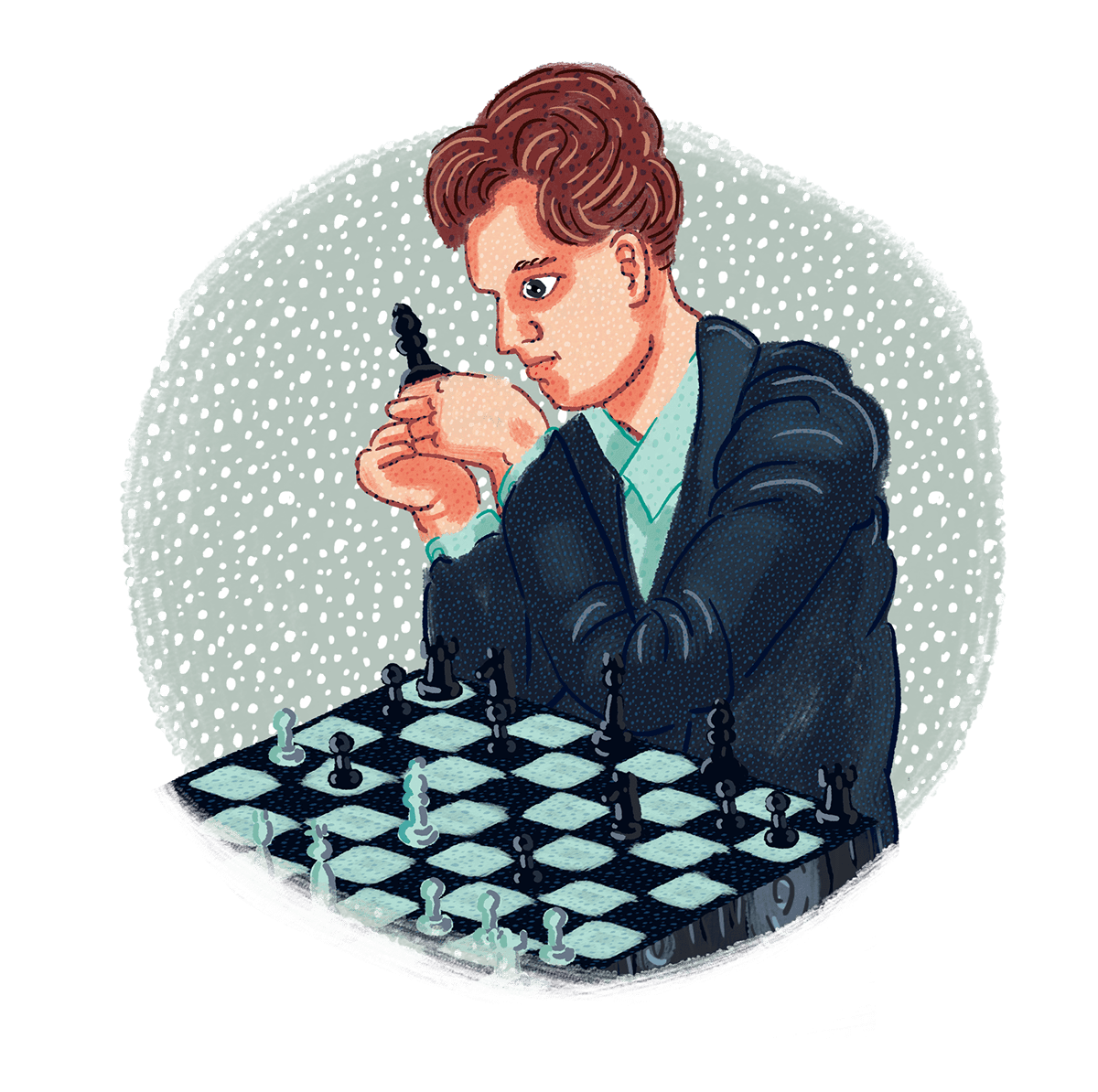 illustrations Personality Type Profiles Personality Types psychology