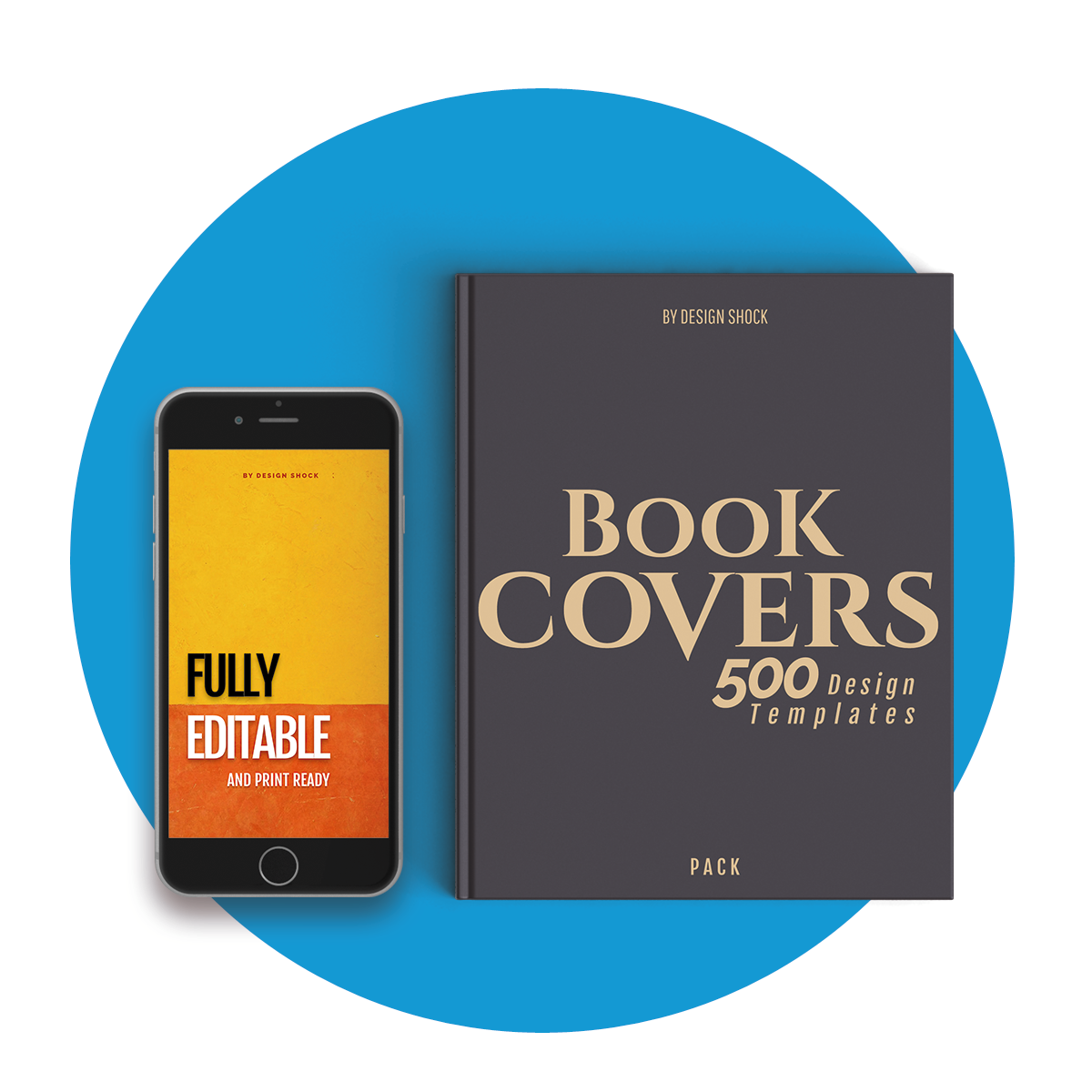 500 psd book cover templates on behance