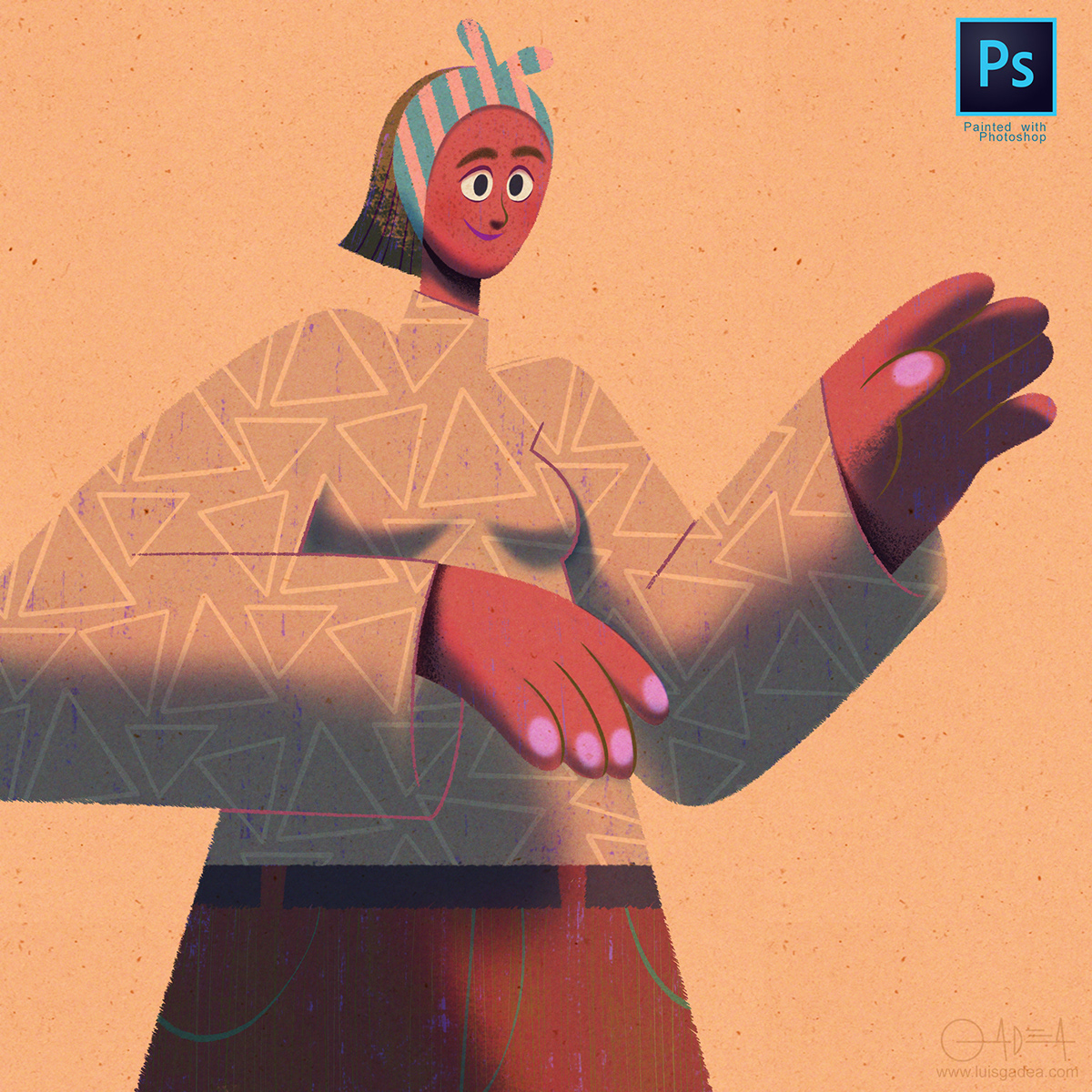 Adobe Fresco App Photoshop On Behance