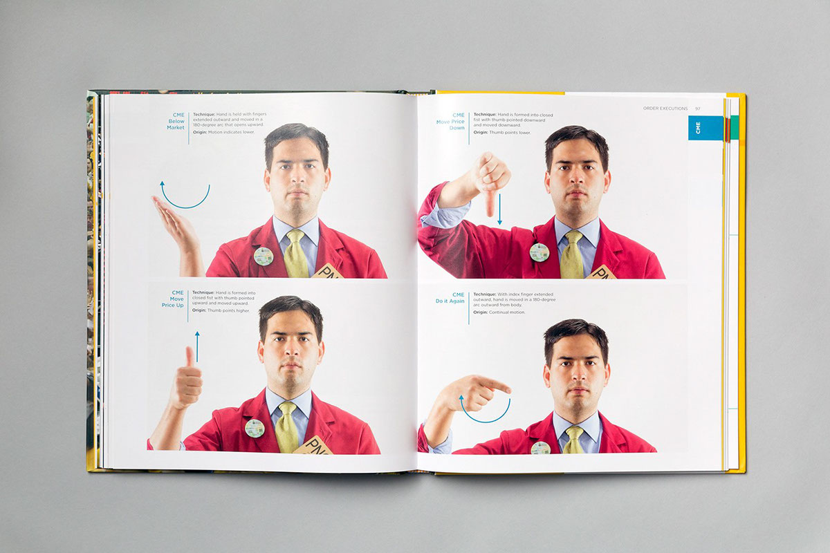 Trading pit hand signals ryan carlson