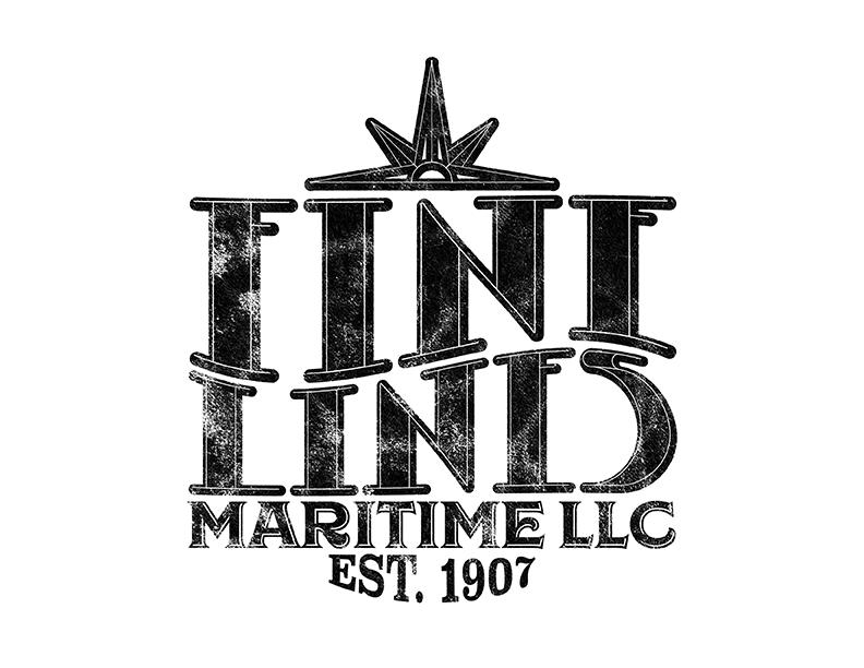 typography   art deco logo type Logo Design vintage weathered