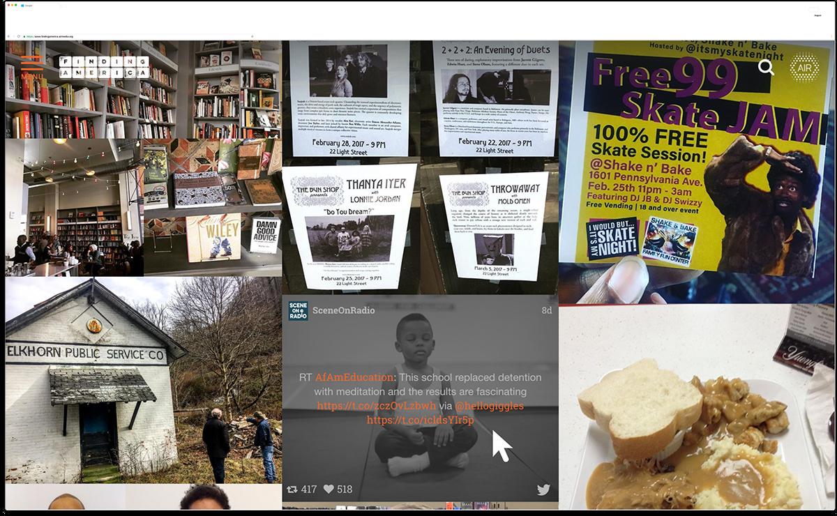 ux Responsive public media storytelling   immersive