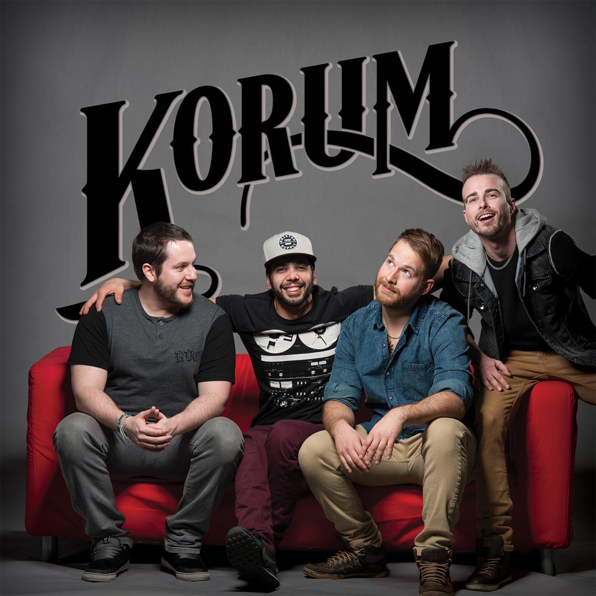 Album Korum demo ep