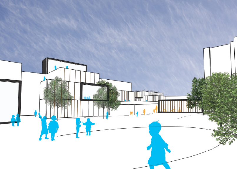 Early Learning Centre elc Melbourne carlton Australia Palmerston rathdowne carlton primary educational design interactive design kinder prep