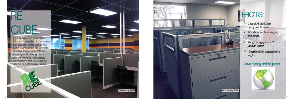Charmant ROSI Office Systems Digital Brochure On Behance
