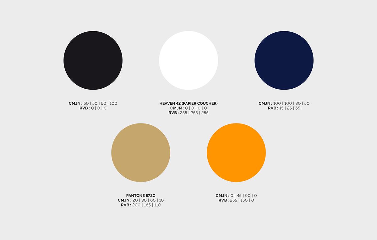 festival jazz brand identity graphic design blue pattern Mockup corporate font free type gold MUSICS