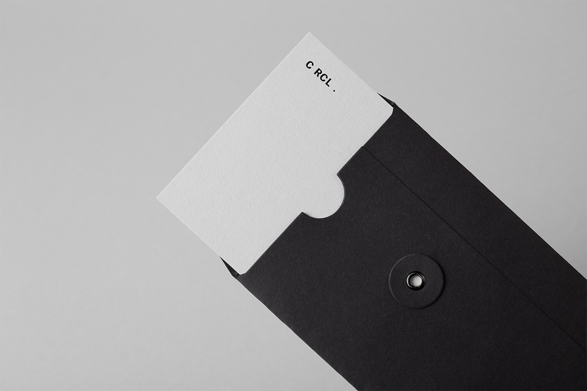 identity typography   logo brand black and white letterpress foil Corporate Design studio
