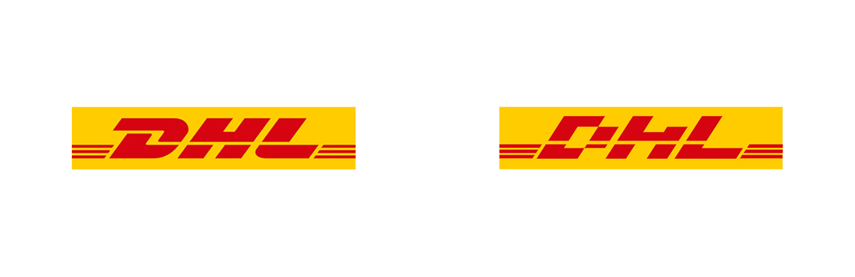 top brands logo pixelation part 01 on behance rh behance net dhl express login dhl express logowanie