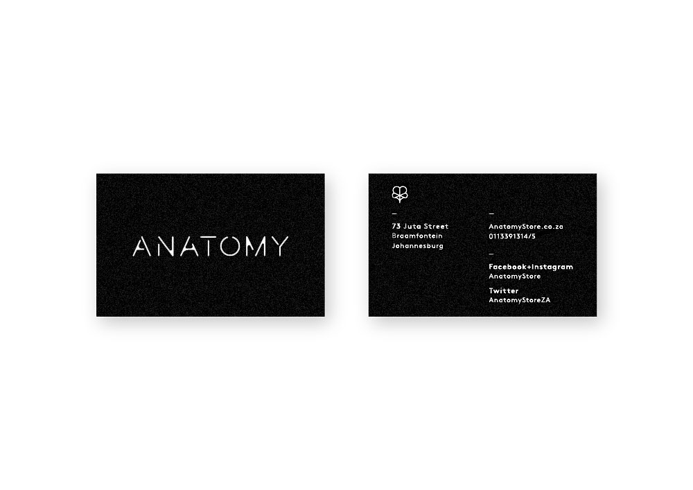 Anatomy On Behance