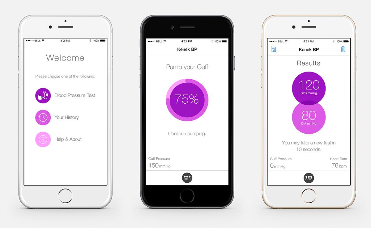 app design print user interface