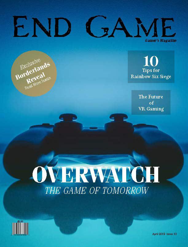 Game Magazine on Behance