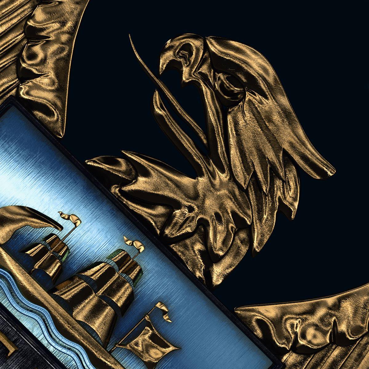 Talisman & Co.   Manchester City Badge   Andrei Lacatusu