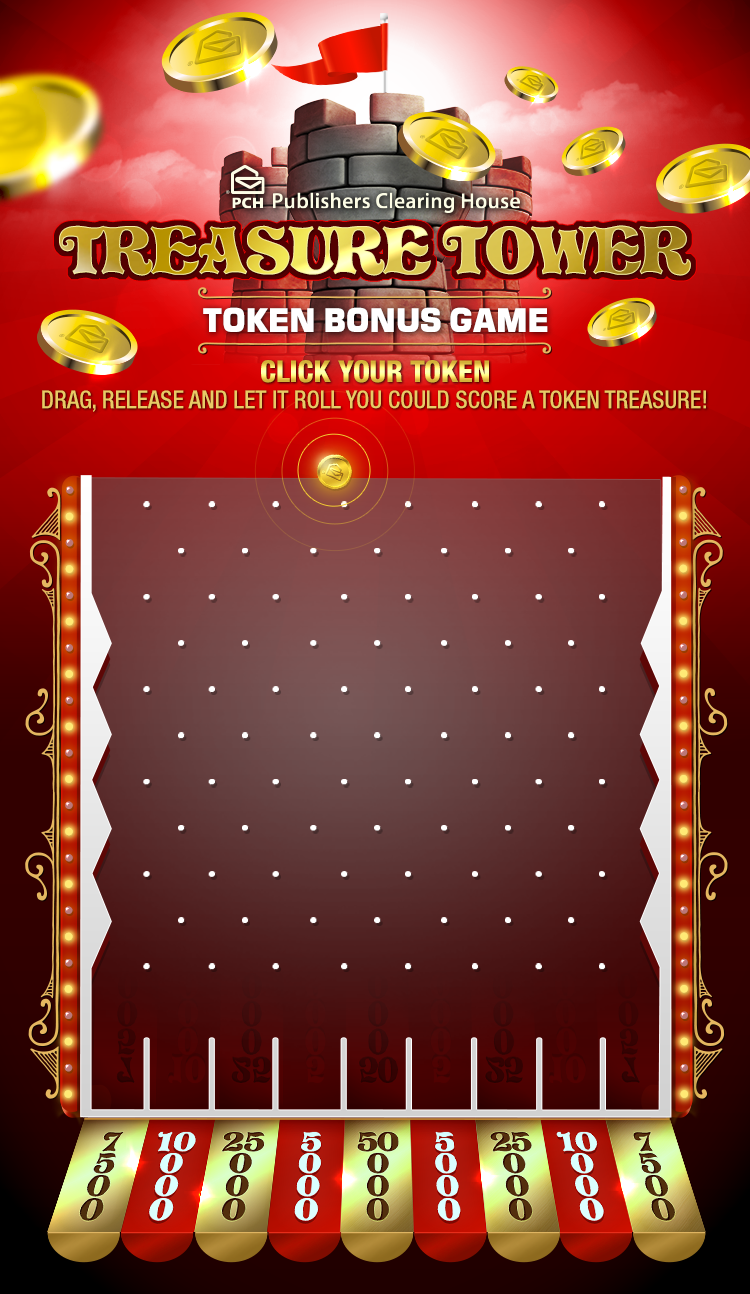 Treasure Tower Game on Behance