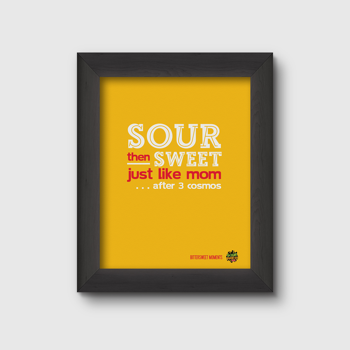 Sour Patch Kids Misdirection Advertisement on Behance