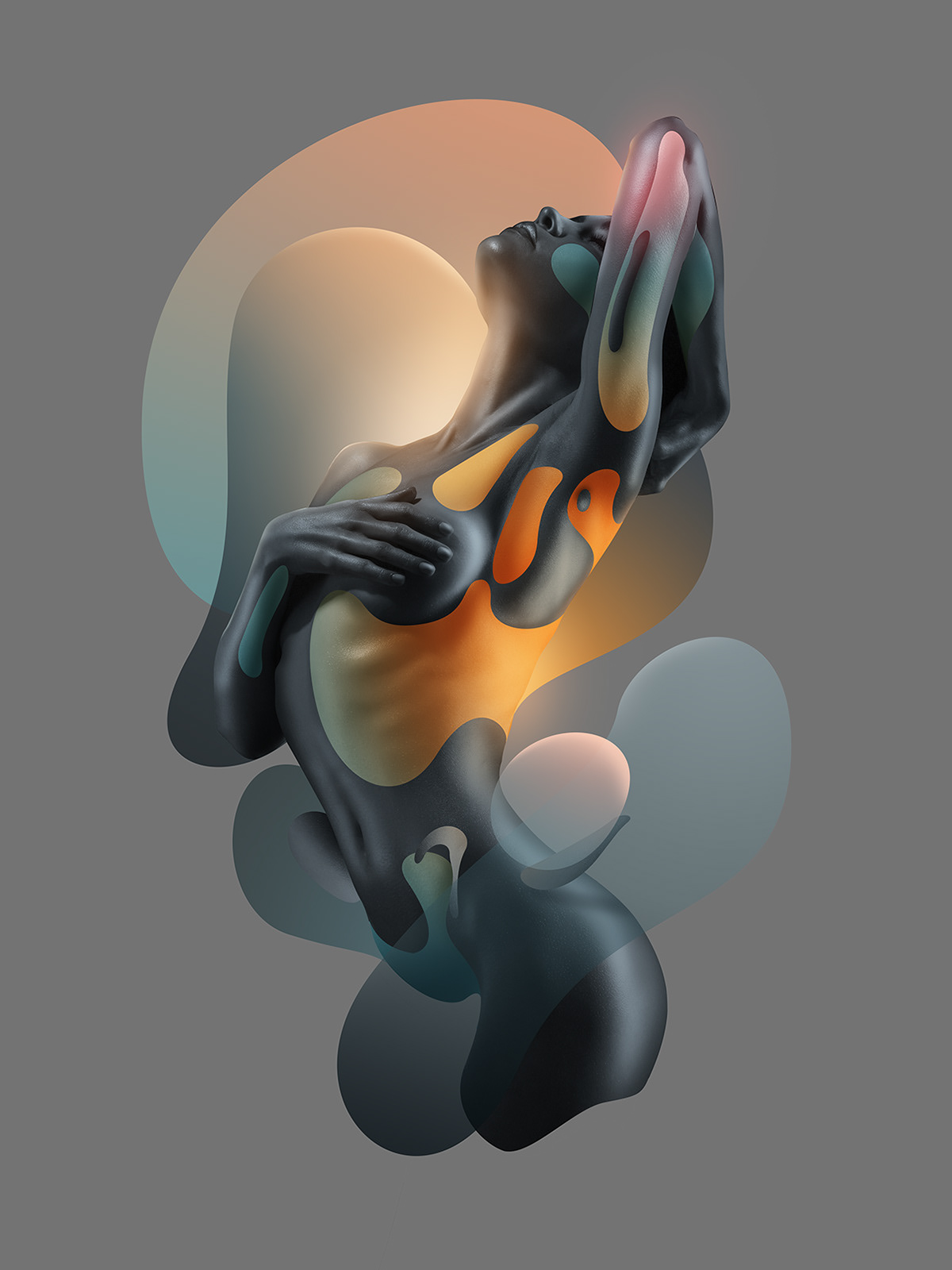 Illustration: Human Fluidity by Rik Oostenbroek x Adobe Stock