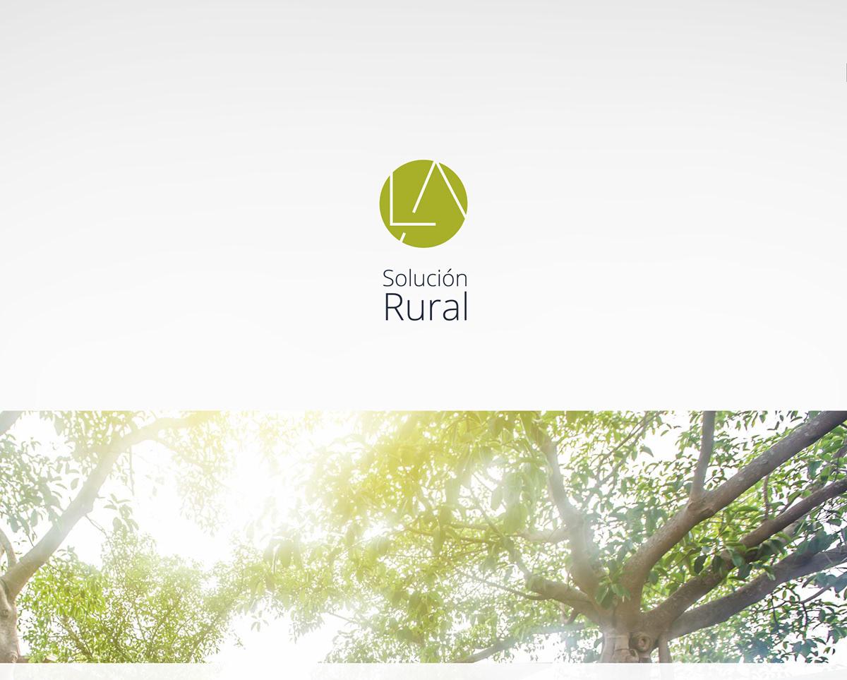diseño Carpeta rural