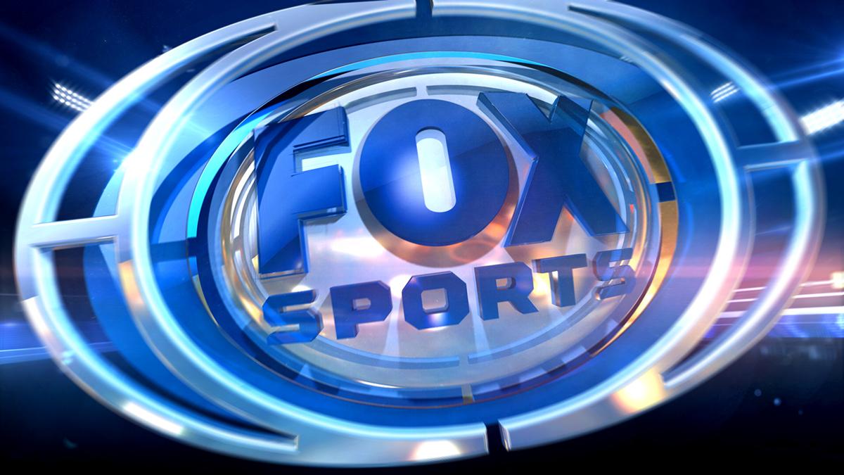 fox sports asia launch 2013 logo animation on behance