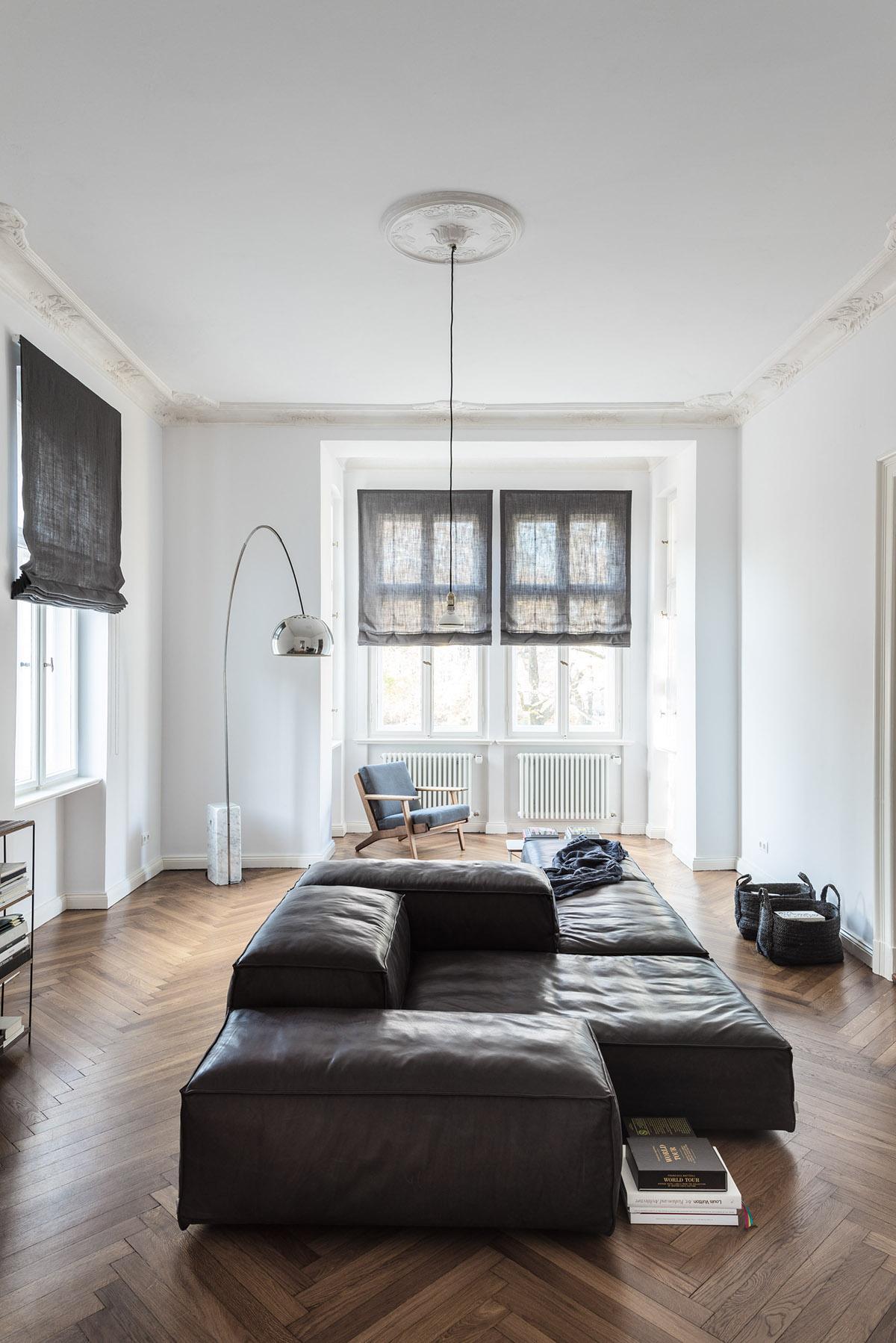 berlin design Michael Schickinger lambs and lions berlin apartment
