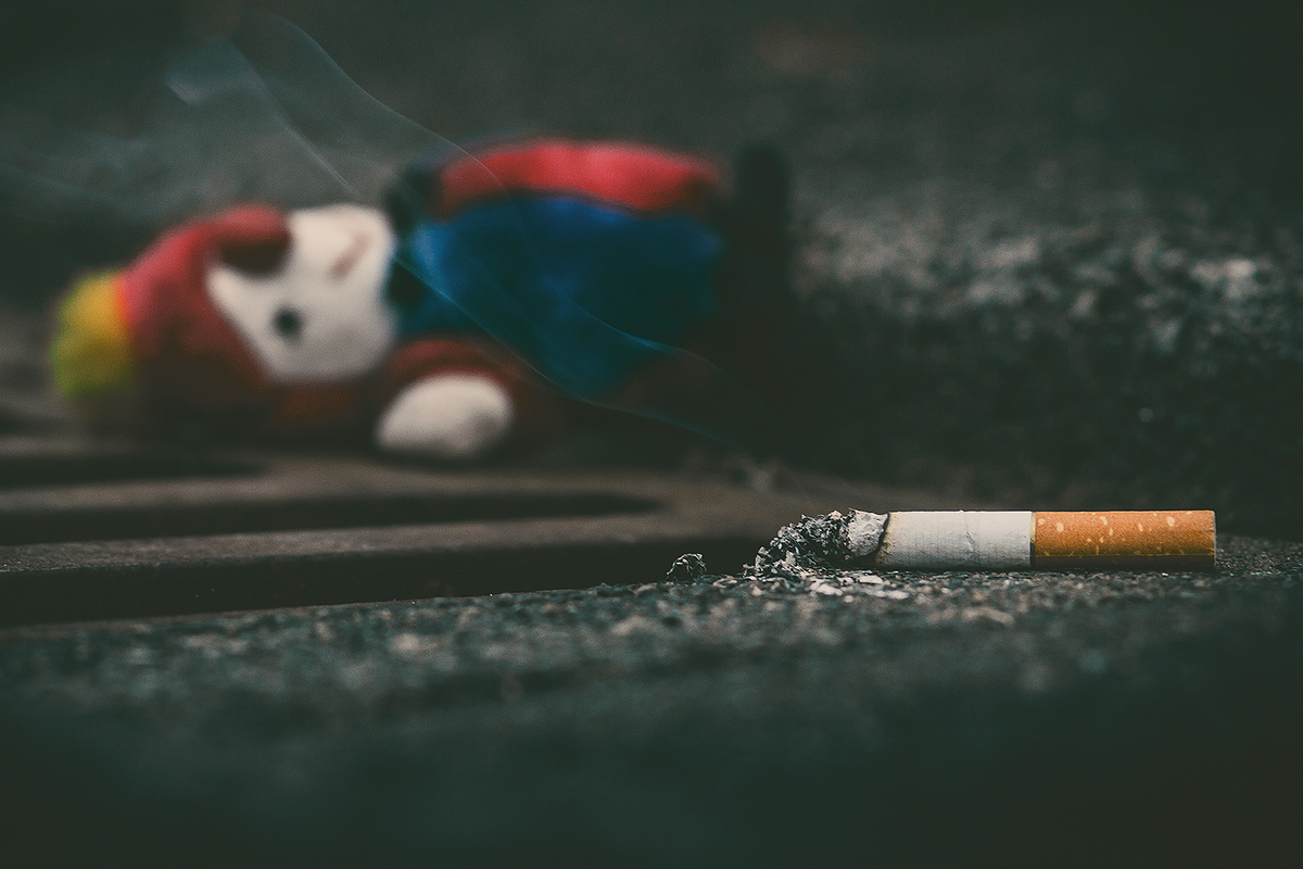 crime dark morbid reality kidnapping broken Drugs alcohol mystery