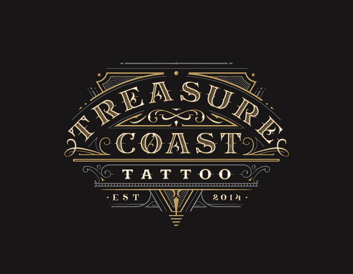 Work in progress type logo designs 2017 update on for Tattoo removal columbus ohio cost