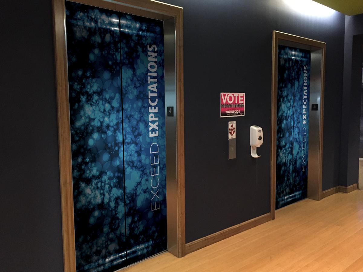 Elevator Doors Art Concepts on Behance