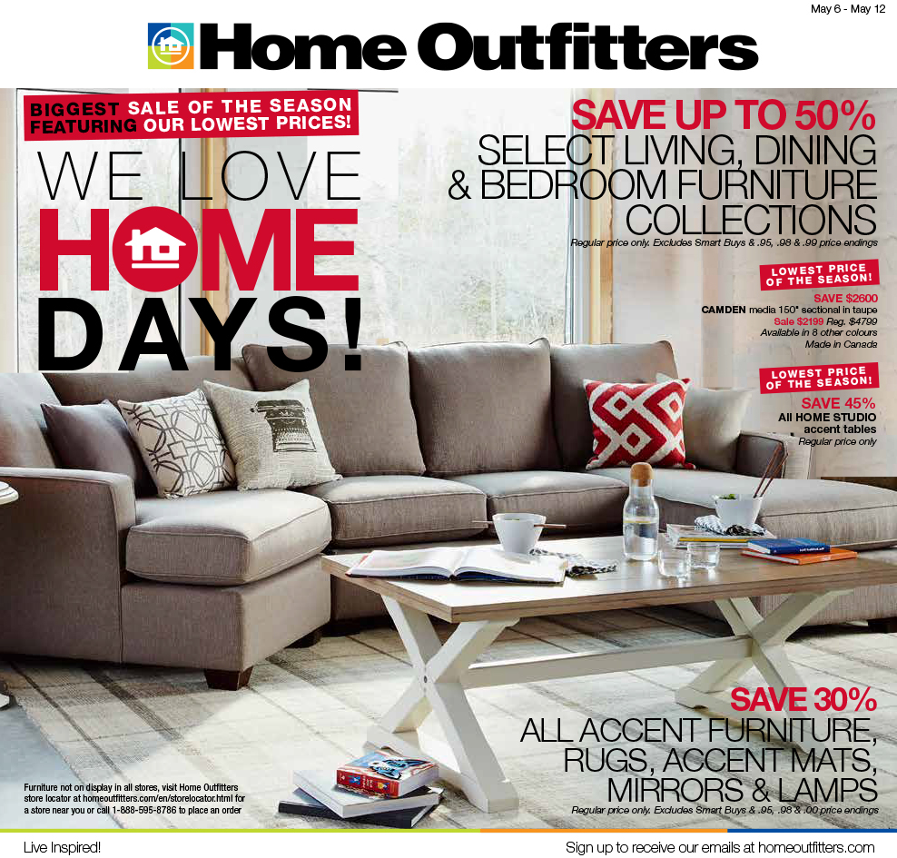 Home Outfitters Various Projects On Behance