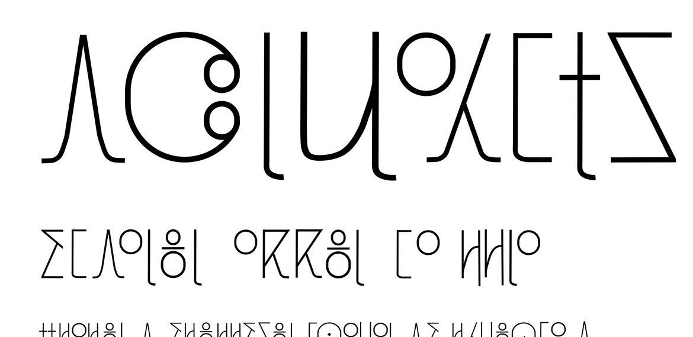 arabic font glyphs Morocco multilingual North Africa Script tifinagh translation typography