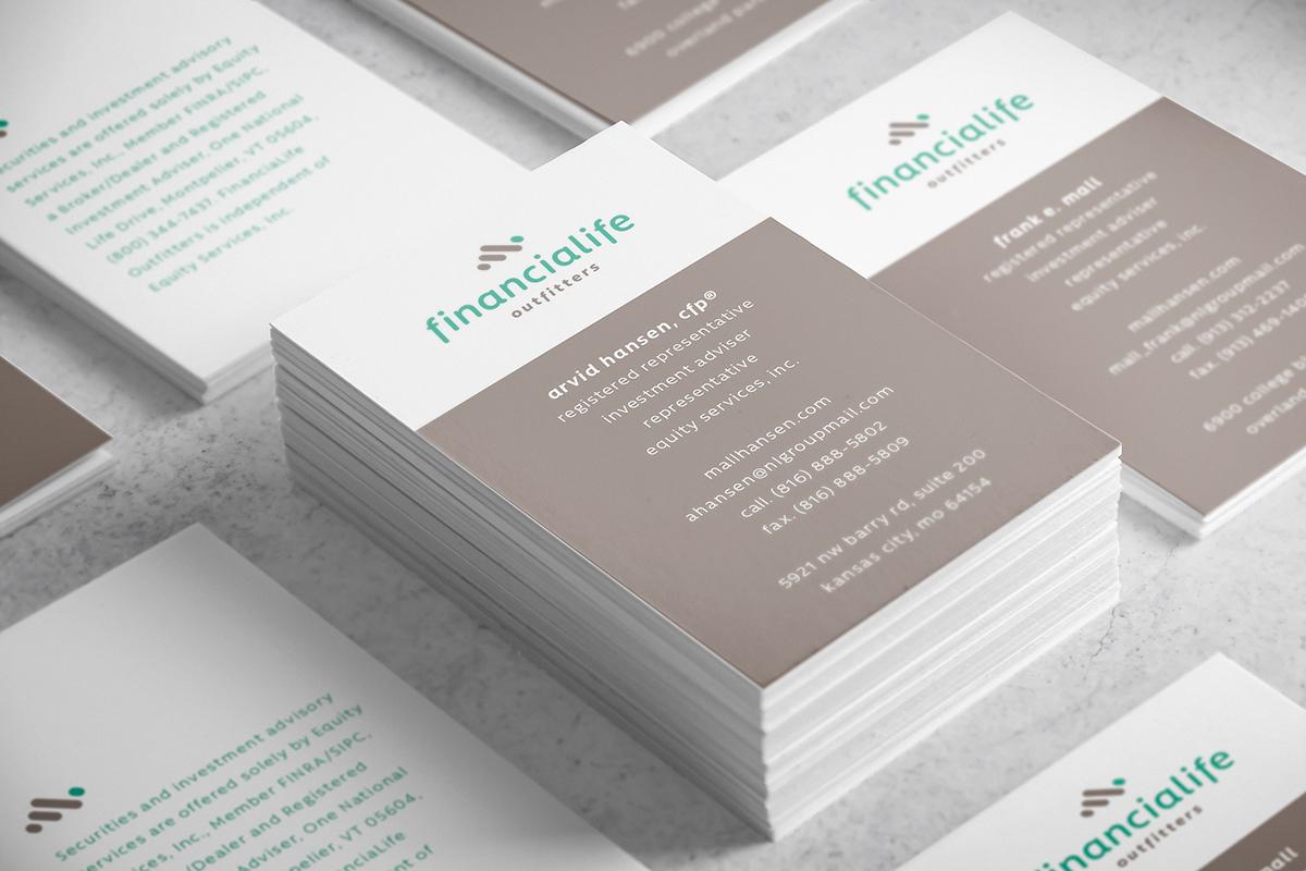 finance financial adviser outfitters outdoors Logo Design mountain