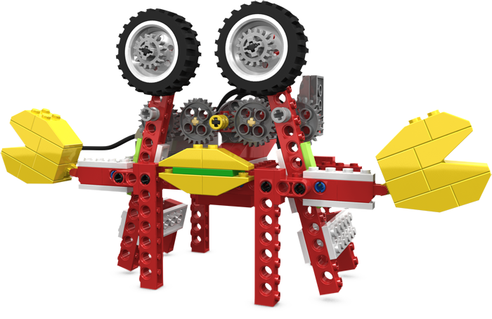Lego Wedo Models On Behance