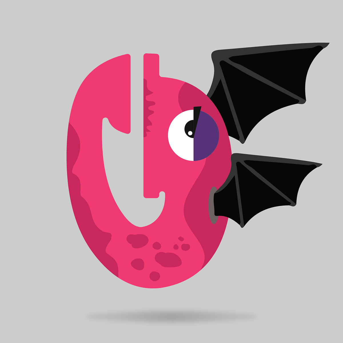 Image may contain: cartoon, illustration and umbrella