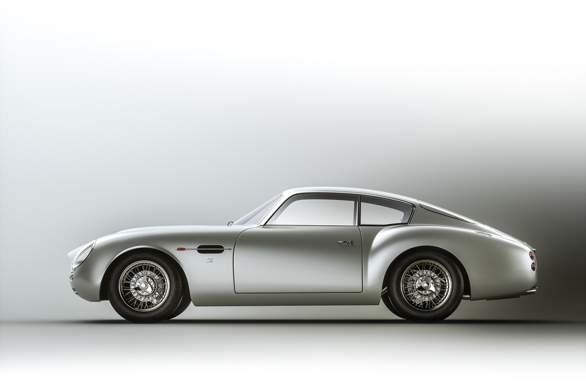 All Types aston db4 zagato : Aston Martin DB4 Zagato on Behance
