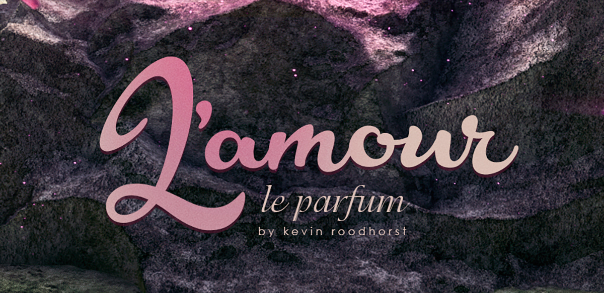 L 39 amour perfume on behance for Mobylia mega store