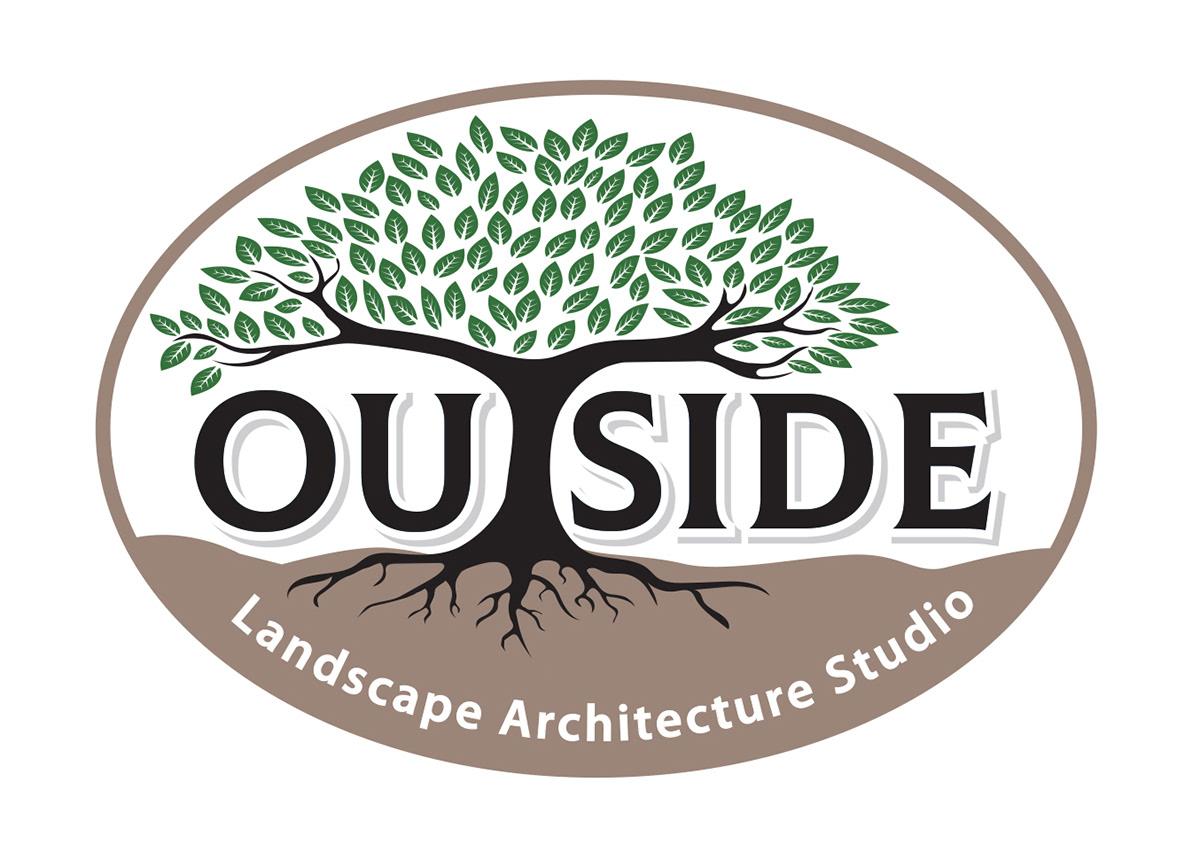 Logo For Landscape Architect On Behance