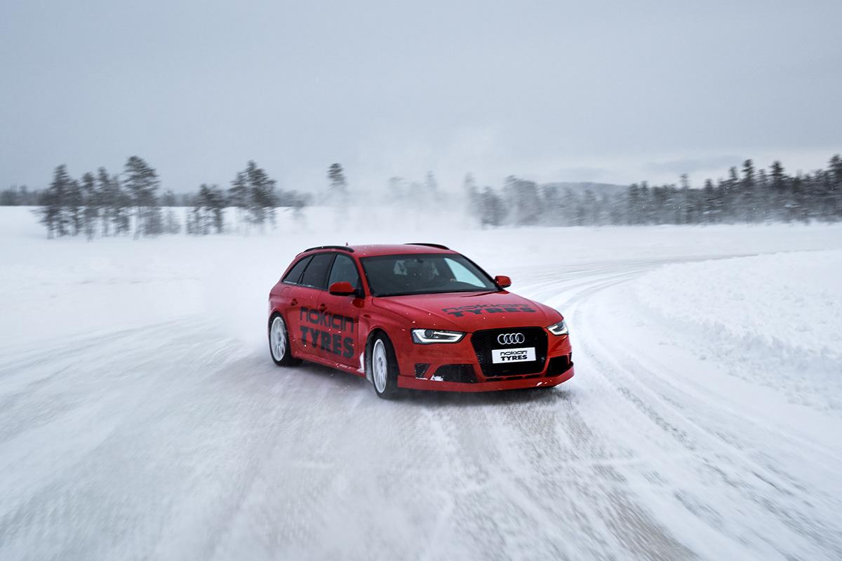 Arctic automotive   Cars finland lappland nokiantyres north Tyres winter