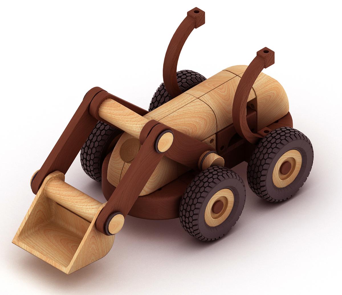 Wodden Toys 7