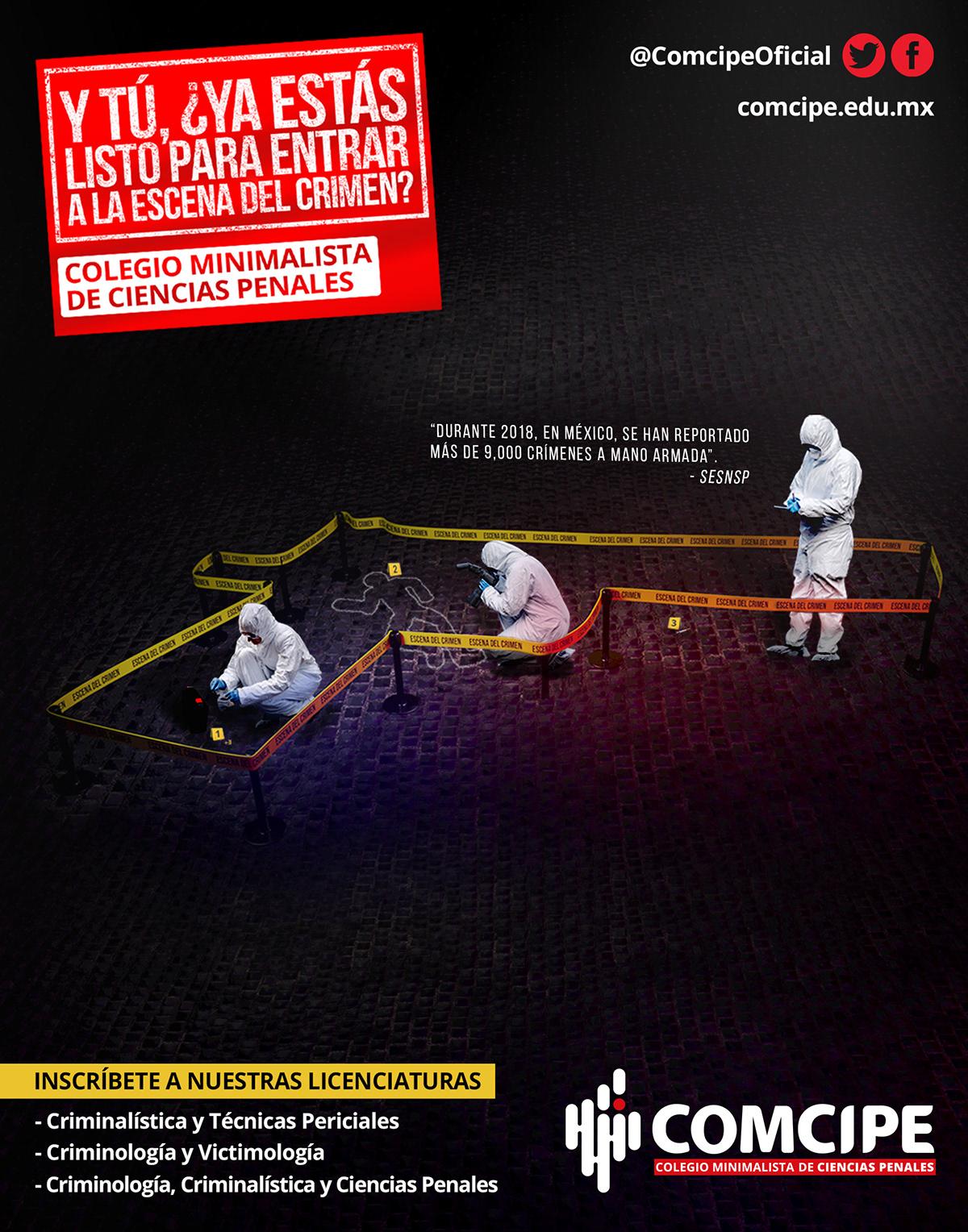 Campaña Advertising  publicidad universidades creatividad art direction  print campaña publicitaria