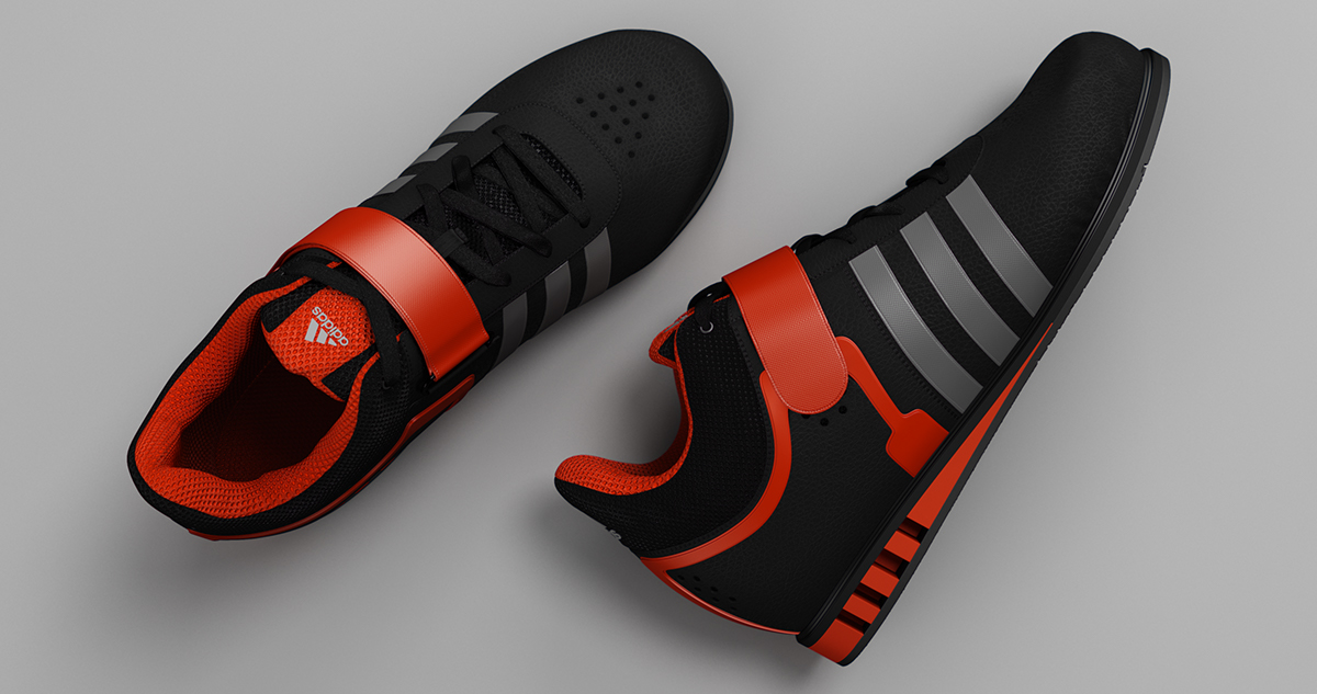 roventa aleaxandu ruver design adidas 3D 3d max vray Autodesk Render