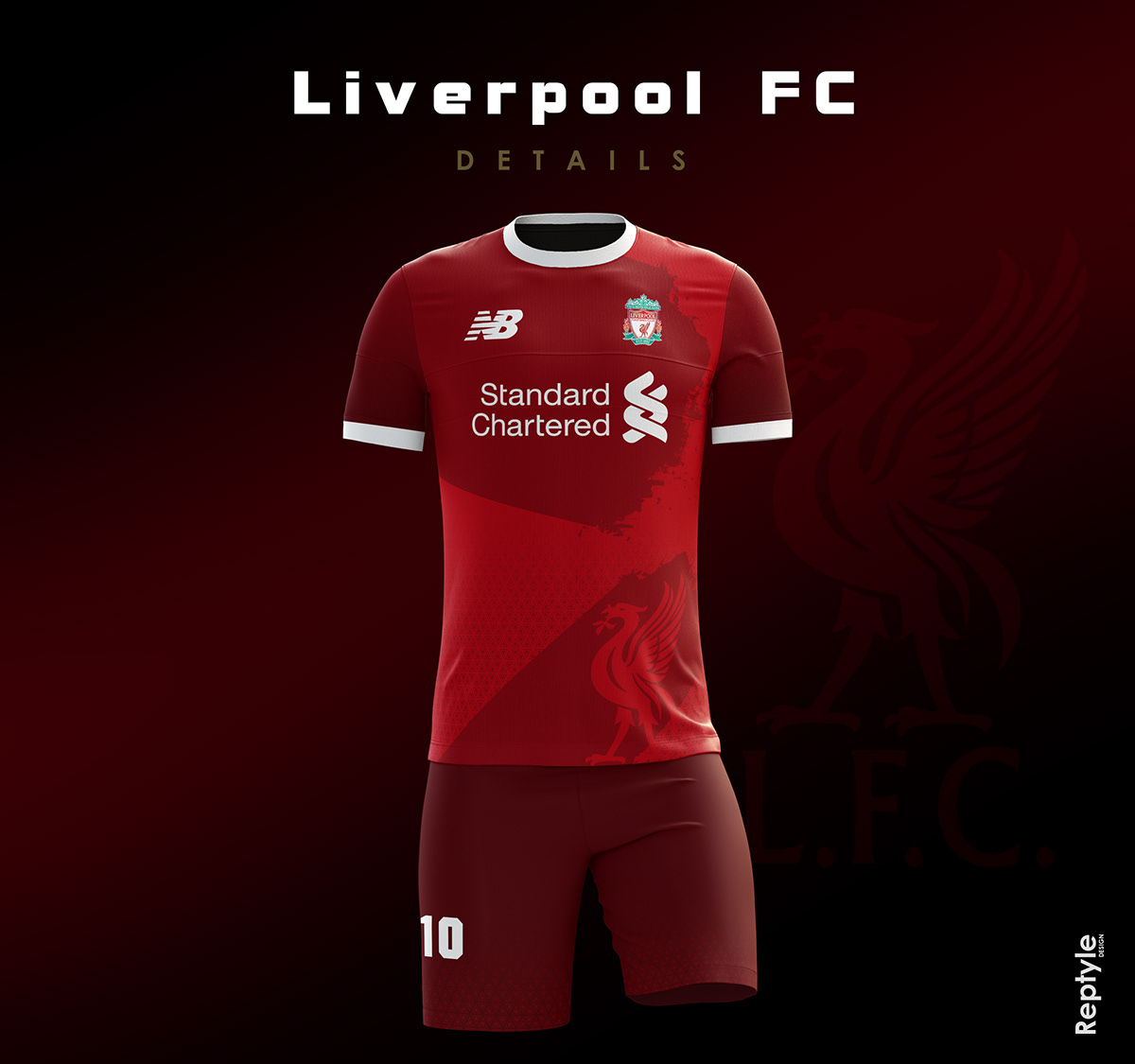 Liverpool FC soccer kit concept. Maurizio Moretti •. Follow Following  Unfollow. Save to Collection 5599787f9