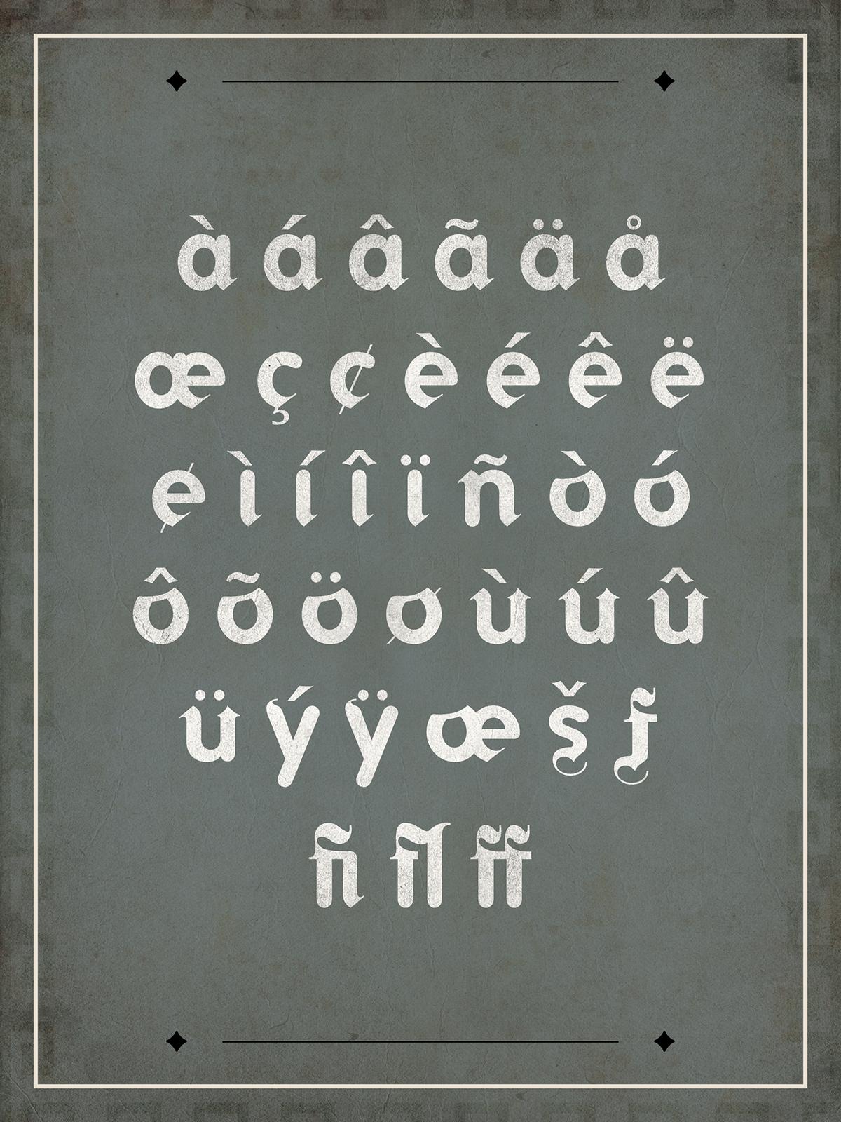 font Typeface free freebie download