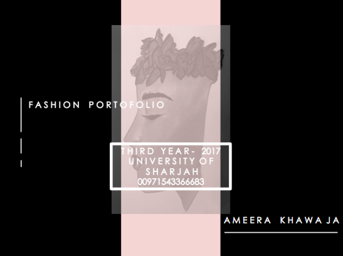 Fashion Design And Textiles Portfolio On Behance