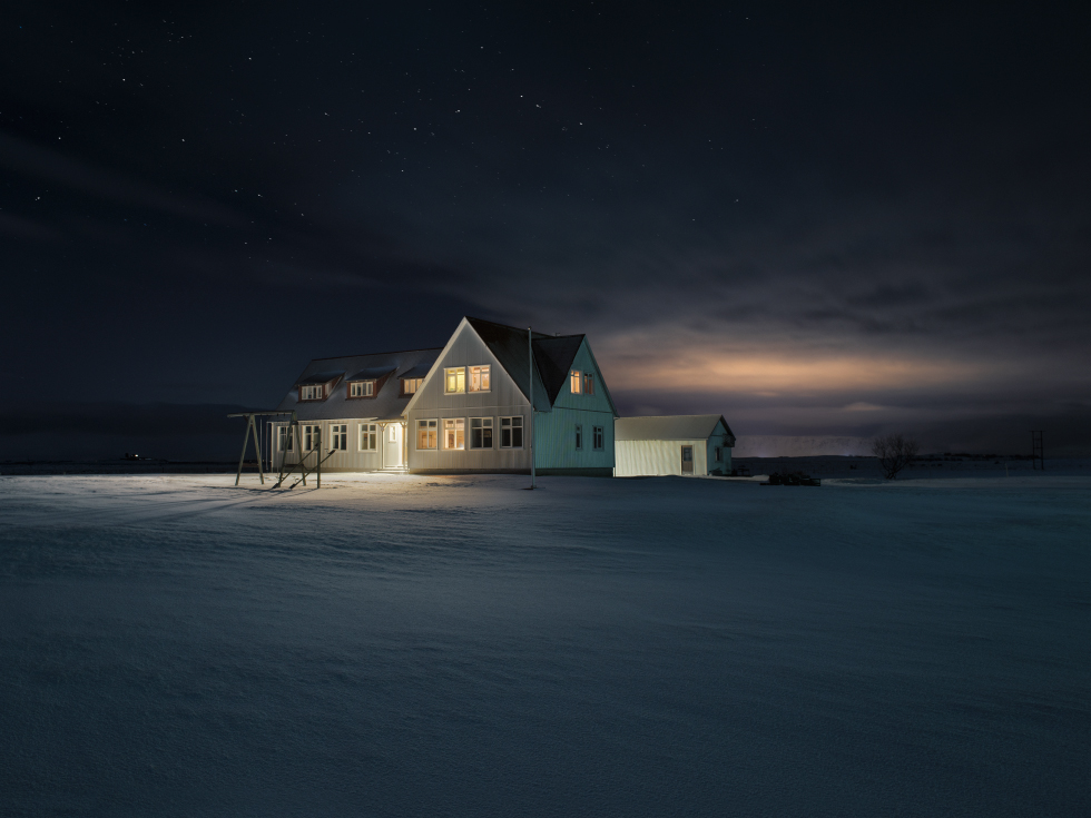 Noc na Islande