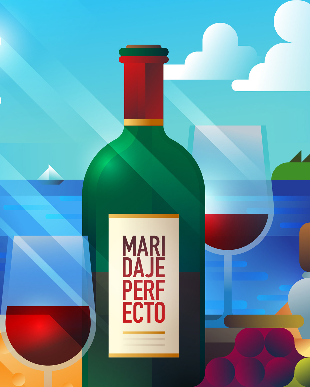 appetizer Cheese drink Food  Landscape mediterranean perfect match Seaside vine wine
