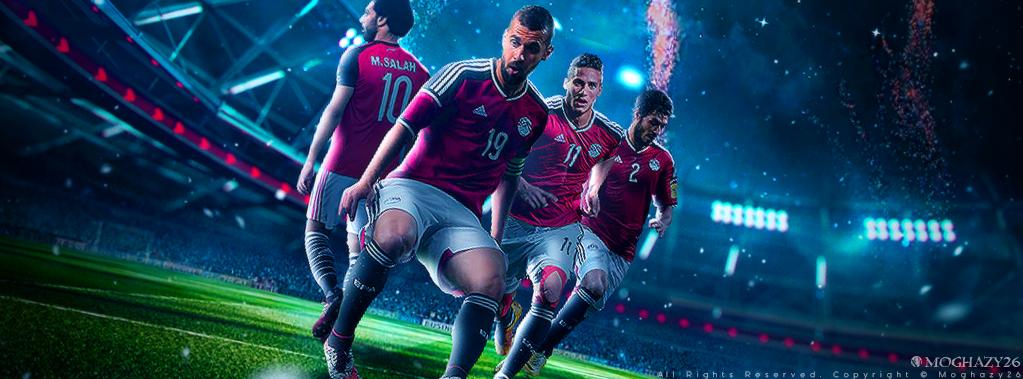hot sale online 7a63a b978d Egypt national football team on Behance