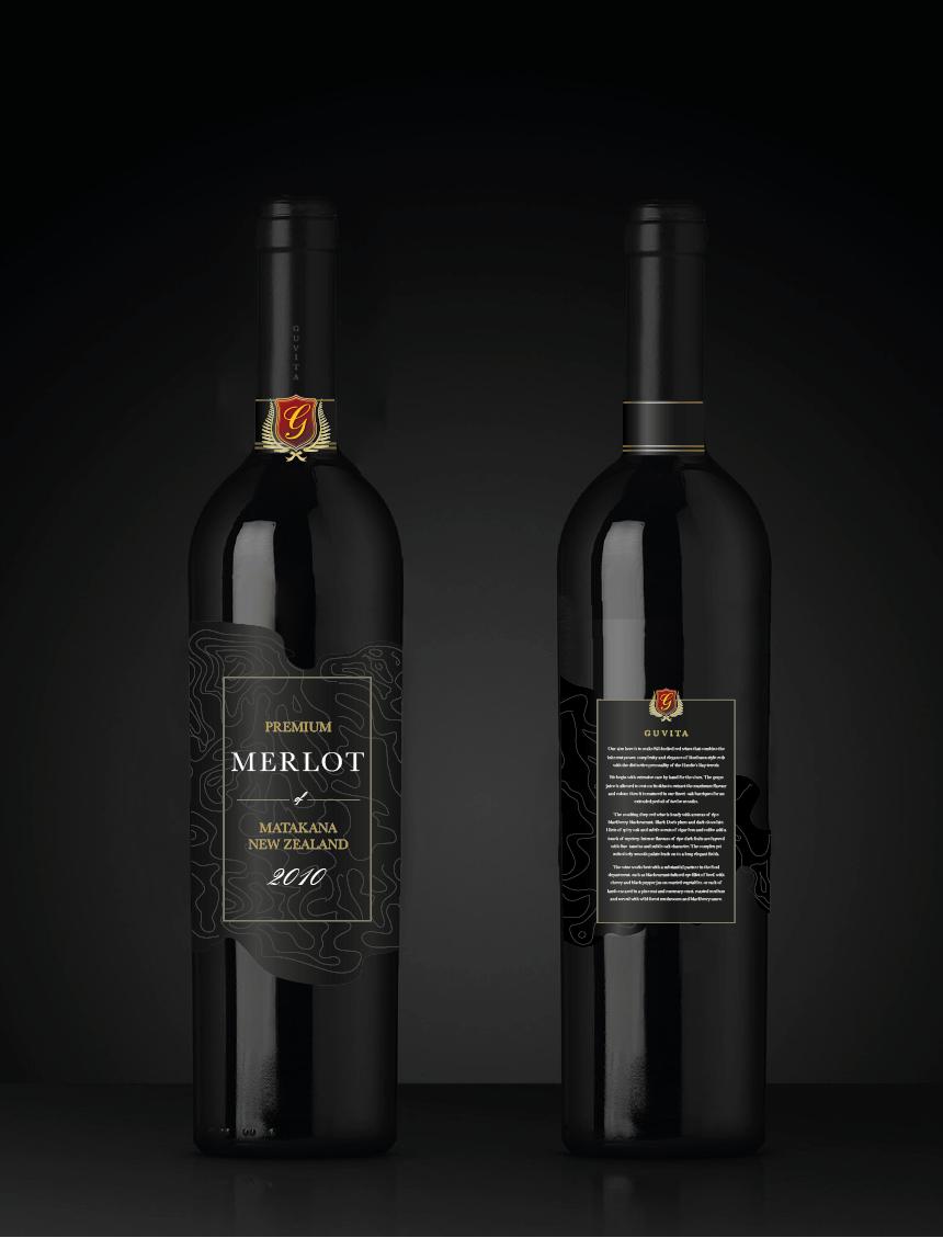 winelabel wine FMCG